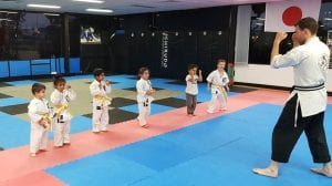 Martial arts for children